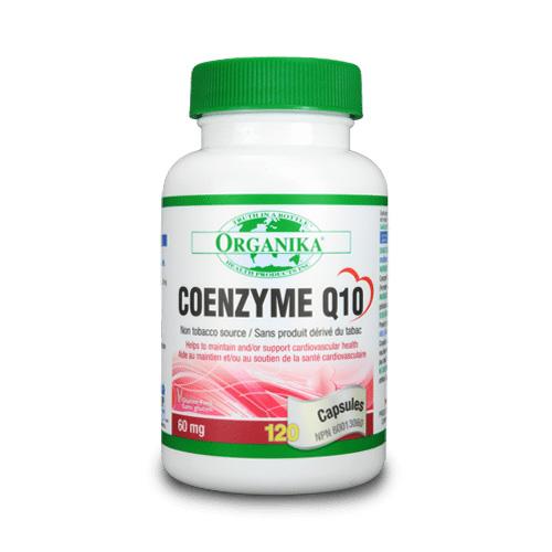 Q10 koenzim - 60 mg -120 kapszula