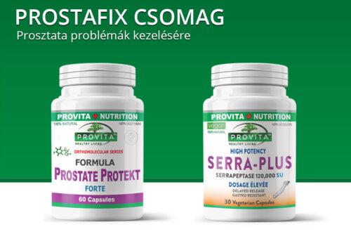 Prostafix csomag - prosztata problémákra