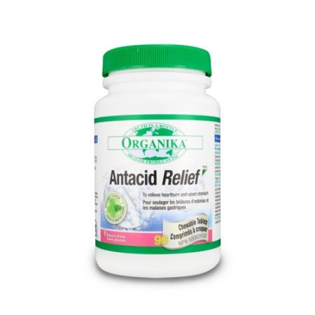 Antacid relief - túlzott savtermelés, reflux , fekély