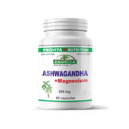 Ashwagandha magnéziummal - adaptogén, nyugtató, serkentő