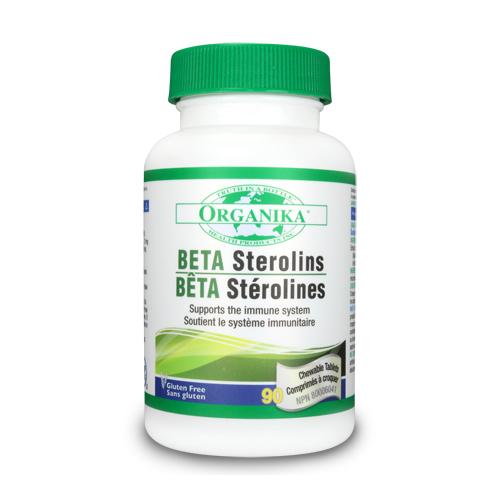 Beta Sterolines - az immunrendszer erős stimulánsa