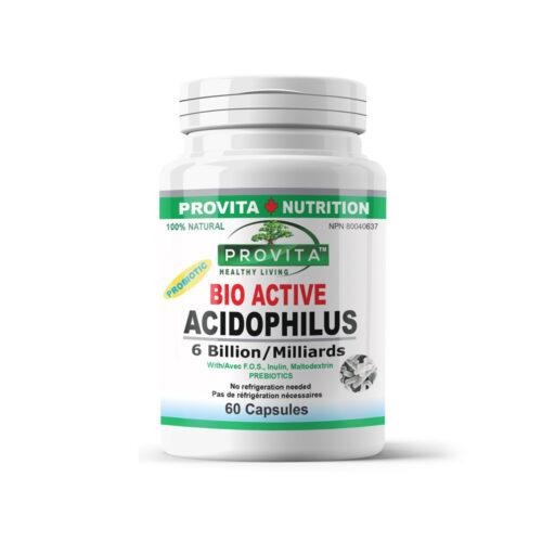 Bio-aktív Acidophilus - 60 kapszula