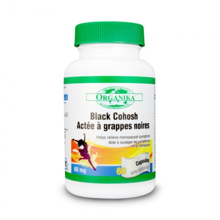 Black cohosh - menopauza, premenstruális szindróma