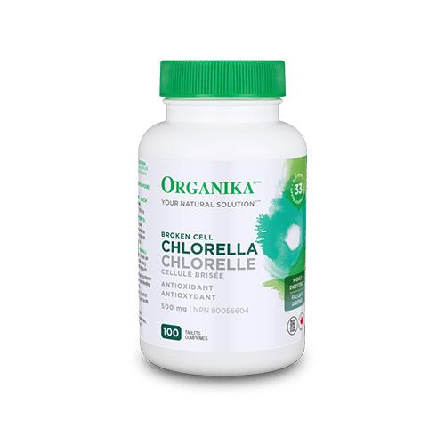Chlorella - szupertáplálék, sok lényeges tápanyaggal