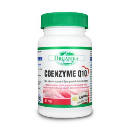 Q10 Koenzim - 60 mg -120 kapszula: az élet szikrája