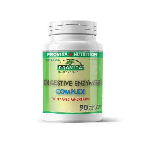Digestive enzymes complex (komplex emésztő enzimek)