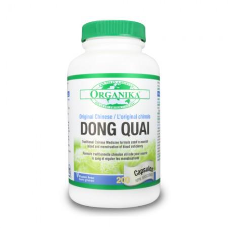 Dong quai (Angelica Sinesis)