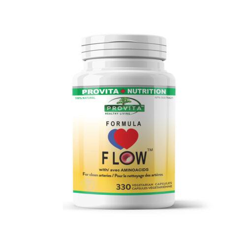 Flow formula aminosavval - a szív- és érrendszer teljes tisztítása