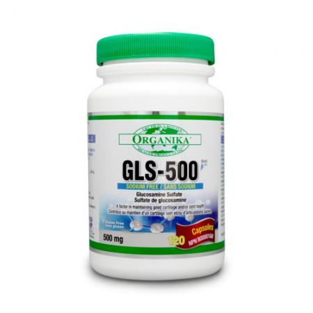 GLS- 500 (glükózamin-szulfát) - izületi fájdalmak csökkentése