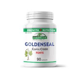 Goldenseal Coptis C. forte - rákmegelőző, gyulladáscsökkentő