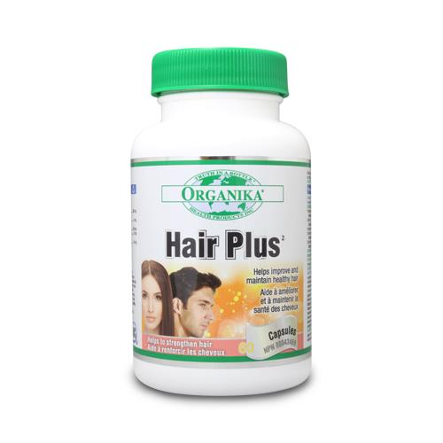 Hair Plus - egy egészséges hajért