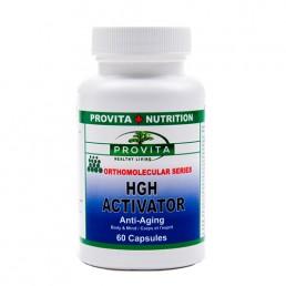 HGH - öregedésgátló aktivátor - a fiatalság hormona