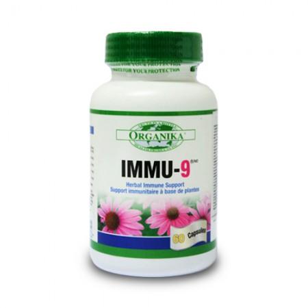 Immu-9 - az immunrendszer támogatása