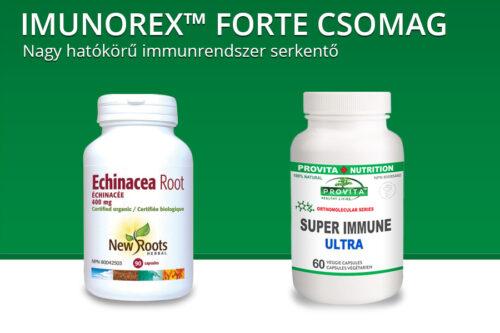 Imunorex forte 30 napos csomag