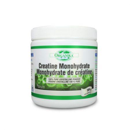 Kreatin Monohidrát - növeli az izmok tömegét