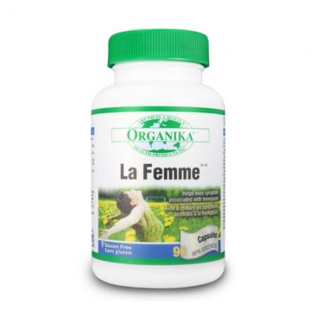 La Femme - csökkenti a menopauzával járó tüneteket
