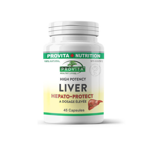 Liver forte hepato-protect - májvédő