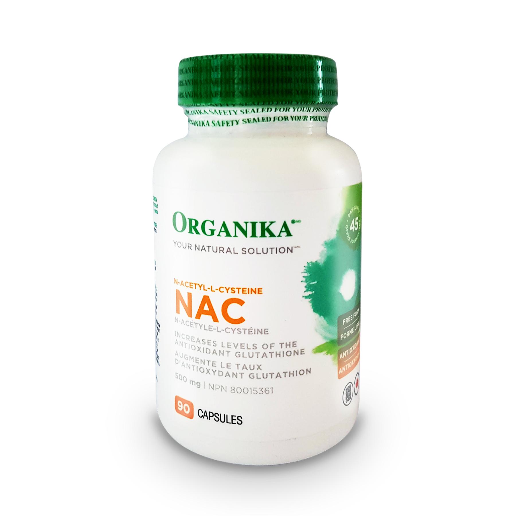 NAC (N-acetil-cisztein) - egy nagyon hasznos aminósav
