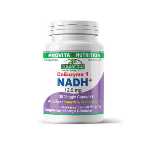 NADH+ forte - sejtszíntű energizálás