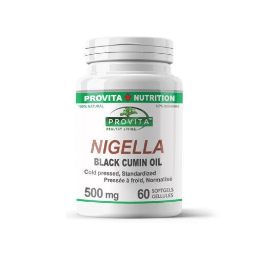 Nigella - feketekömény olaj