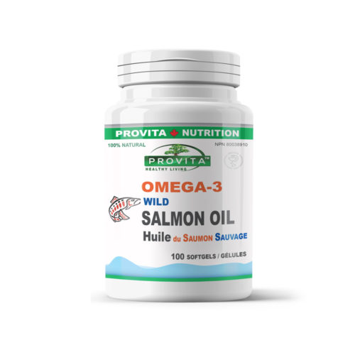 Omega 3 - óceáni vadlazac olaj