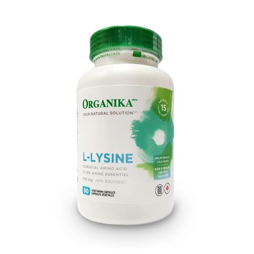 L-lizin (L-Lysine) forte - segít a kálcium rögzítésében