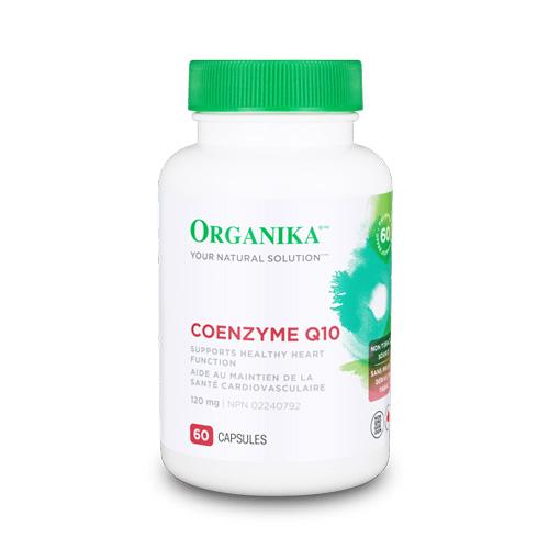Q10 koenzim - 120 mg - 60 kapszula