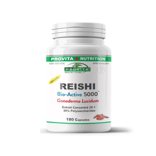 Reishi 5000 Ganoderma - 180 kapszula