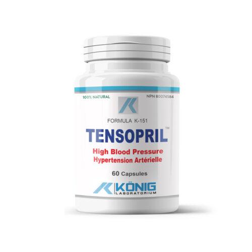 Tensopril - magas vérnyomásra