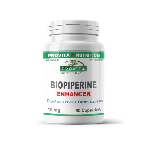 Biopiperine (bioperin) - bio potenciafokozó