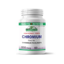 Chromium forte - segítség a fogyókúrában