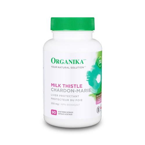Milk Thistle (silymarin) - májelégtelenségre