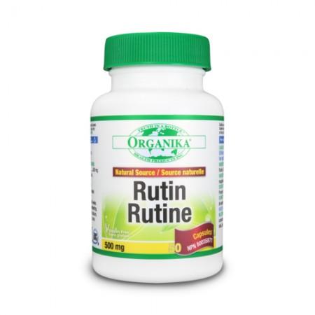 Rutin forte P vitaminnal - erős gyulladáscsökkentő