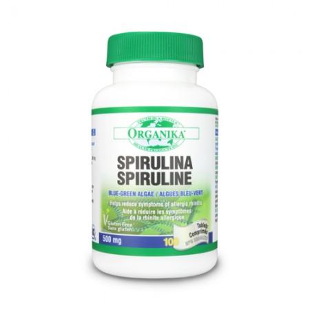 Spirulina - proteinekben gazdag forrás