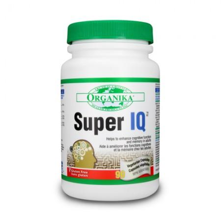 Super IQ - intenziv agyserkentő