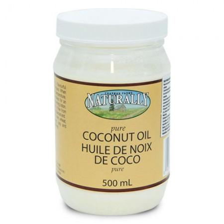 Tiszta olaj kókuszdióból