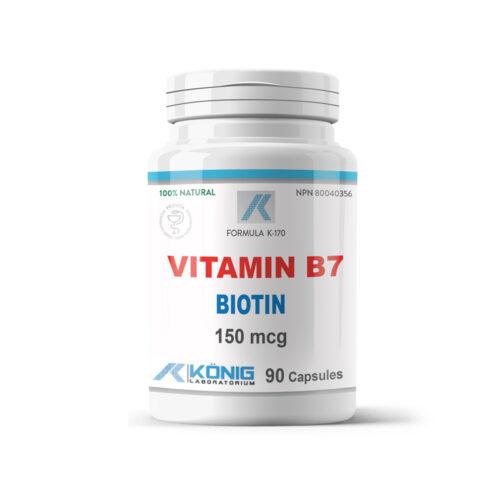 Vitamin B7 biotin (B7 vitamin)