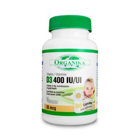 D3 vitamin forte 400 UI