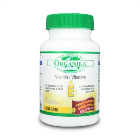 E vitamin forte - lényeges antioxidáns vitamin