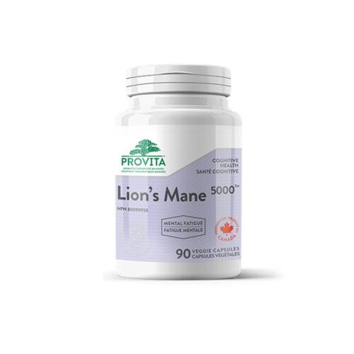 Lion's Mane 5000 (Hericium erinaceus)