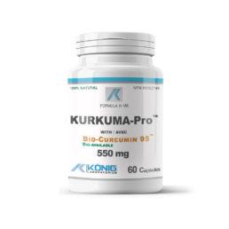 Kurkuma Pro - antioxidáns, sejtvédő