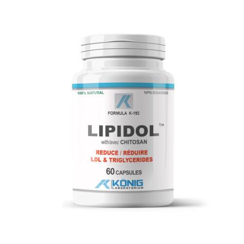 Lipidol kitozánnal (Lipidol with Chitosan)