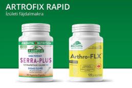 Artrofix rapid - csomag ízületi fájdalmakra