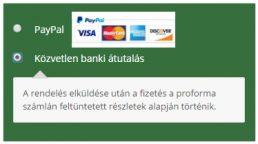 Közvetlen banki átutalás