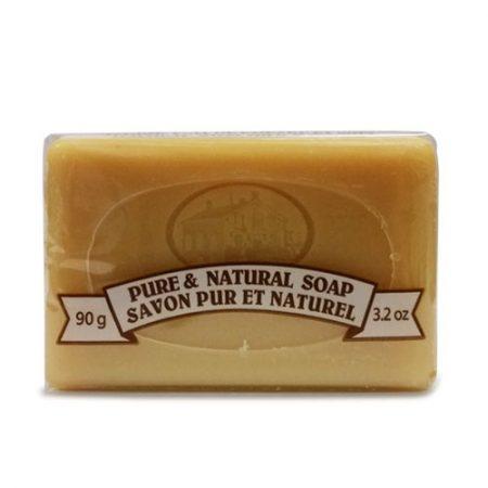 Terápiás szappan kecsketejjel, zabpehelyel és mézzel