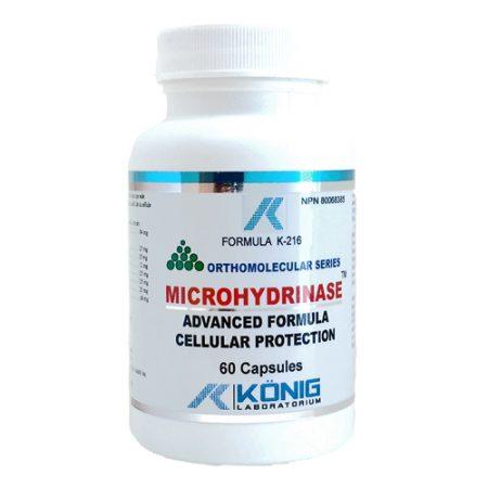 Microhydrinase - sejt lúgosító