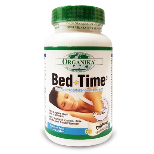 Bed Time Insomnia (Herbal Insomnia) – 60 kapszula