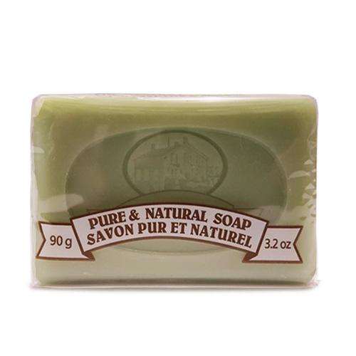 Terápiás szappan eukaliptusszal és mentával
