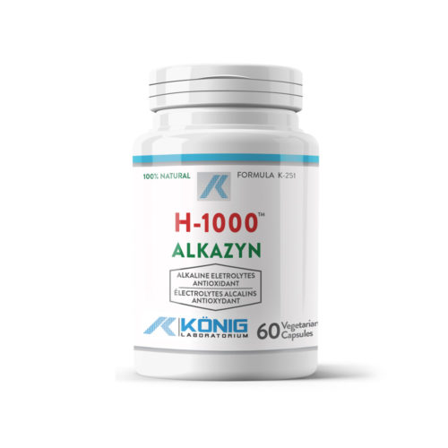Konig H-1000 Alkazyn - 60 kapszula