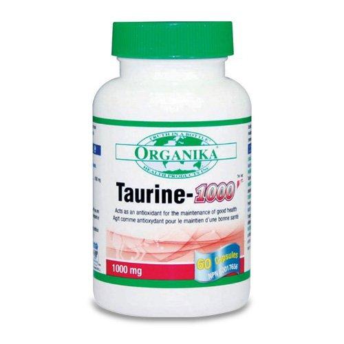 Taurine 1000 – 60 kapszula